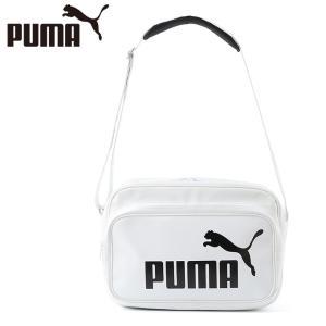 プーマ エナメルバッグ メンズ レディース エナメルショルダーM 075370-05 PUMA