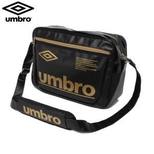 アンブロ UMBRO エナメルバッグ Mサイズ メンズ レディース ラバスポショルダーM 23L U...