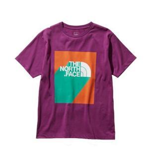 ノースフェイス Tシャツ 半袖 メンズ S/S 3D Logo Tee ロゴ ティー NT31942 PP THE NORTH FACE|himaraya
