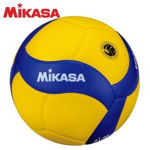 ミカサ MIKASA バレーボール 国際公認球 検定球5号 V200W|himaraya