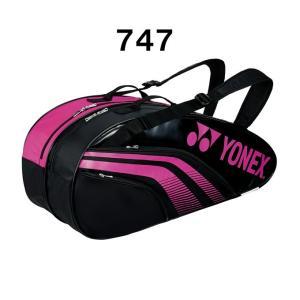 ヨネックス テニス バドミントン ラケットバッグ 6本用 ラケットバッグ6 リュック付 BAG1932R YONEX メンズ レディース|himaraya|06