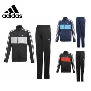 アディダス スポーツウェア上下セット ジュニア 3ストライプス ジャージ上下セット ジョガーパンツ FTN25 adidas|himaraya