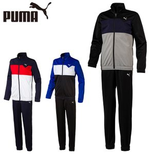 プーマ スポーツウェア上下セット ジュニア キッズ トリコット スーツ 843976 PUMA|himaraya