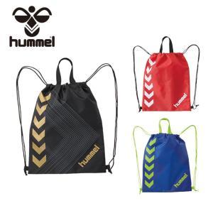 ヒュンメル hummel ナップサック メンズ レディース ジムサック HFB7082 himaraya