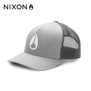 ニクソン NIXON キャップ 帽子 メンズ レディース ICONED TRUCKER HAT トラ...