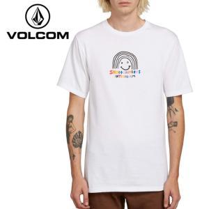 ボルコム VOLCOM Tシャツ 半袖 メンズ OZZIE RAINBOW S/S TEE オジー レインボー A3511904|himaraya