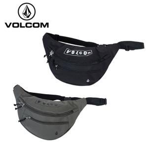 ボルコム VOLCOM ウエストバッグ メンズ レディース PISTOL WAIST BAG ピストル ウエストバック D65119JC|himaraya