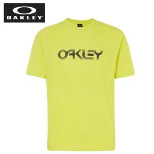 オークリー Tシャツ 半袖 メンズ Foggy Oakley Tee フォギー オークリー 457527-70K OAKLEY|himaraya