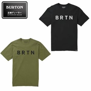 バートン BURTON Tシャツ 半袖 メンズ BRTN Short Sleeve T-Shirt 203751|himaraya