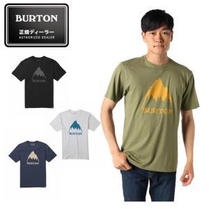 バートン BURTON Tシャツ 半袖 メンズ Classic Mountain High Short Sleeve T-Shirt クラシック マウンテン ハイ ショート スリーブ 203771|himaraya