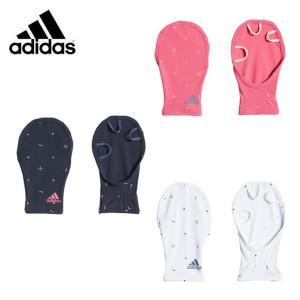 アディダス ゴルフ 手袋 レディース ADICROSS アディクロス モノグラムプリントUVハンドカバー XA184 adidas|himaraya