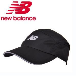 c928e507a2bde ニューバランス キャップ 帽子 メンズ レディース 5パネルパフォーマンスキャップ LAH91003 BK new balance