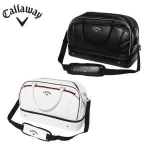 高級感あるPU素材の2層式ボストンバッグ。シューズ、ウェアなど、セパレート収納が可能。 ■カラー: ...