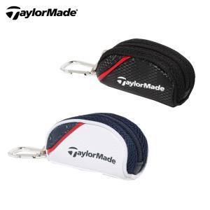 テーラーメイド TaylorMade ボールポーチ メンズ レディース トゥルーライト ボールケース...