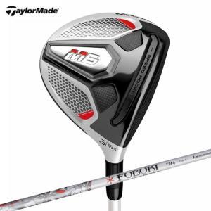 テーラーメイド TaylorMade ゴルフクラブ フェアウェイウッド レディース M6 ウィメンズ...
