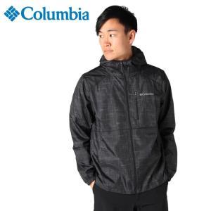 コロンビア アウトドア ジャケット メンズ フラッシュフォーワード WD ウインドブレーカー KE3974 017 Columbia|himaraya