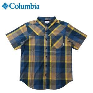 コロンビア 半袖シャツ メンズ トンプソンヒルYD SS SH AE0125 404 Columbia アウトドアシャツ|himaraya