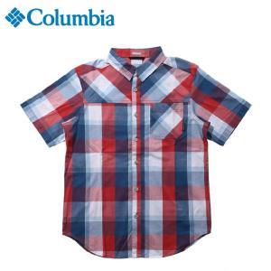 コロンビア 半袖シャツ メンズ トンプソンヒルYD SS SH AE0125 683 Columbia アウトドアシャツ|himaraya