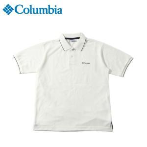 コロンビア ポロシャツ メンズ バズブルーミング SS PL PM1522 125 Columbia|himaraya
