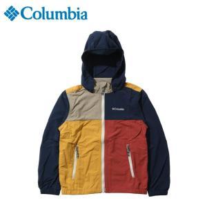 コロンビア アウトドア ジャケット ジュニア ウィルスアイル JK PY3014 721 Columbia|himaraya