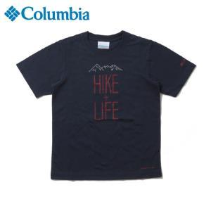コロンビア 半袖シャツ ジュニア チュファンクトゥハイク SS T PY2033 464 Columbia|himaraya