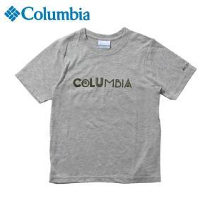 コロンビア 半袖シャツ ジュニア ケネットハイク SS T PY2034 039 Columbia|himaraya