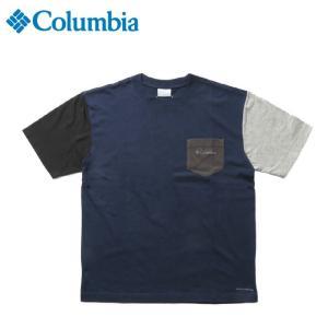 コロンビア Tシャツ 半袖 メンズ レディース トラッパーループ SS T PM1830 465 Columbia|himaraya