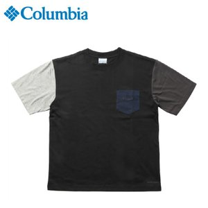 コロンビア Tシャツ 半袖 メンズ レディース トラッパーループ SS T PM1830 011 Columbia|himaraya