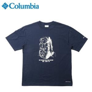 コロンビア Tシャツ 半袖 メンズ レディース サンポイルフォールズ SS T PM1831 465 Columbia|himaraya