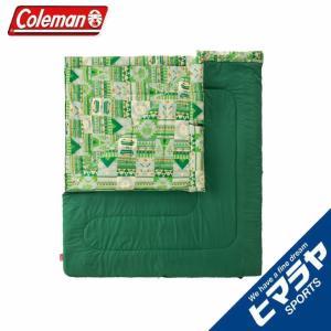 コールマン 封筒型シュラフ ファミリー2 in1 C10 2000027256 Coleman|himaraya