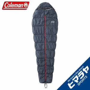 コールマン マミー型シュラフ コルネットストレッチII L-5 ネイビー 2000031103 Coleman|himaraya