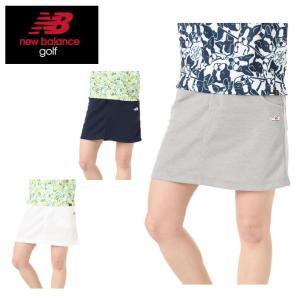 6aaf73b3e1b7b ニューバランス ゴルフウェア スカート レディース スウェットスカート 012-9134510 new balance
