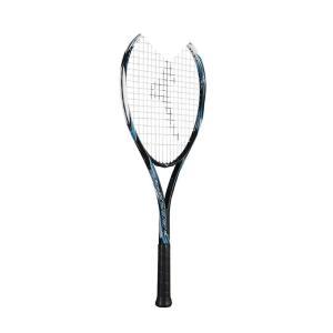 ミズノ ソフトテニスラケット オールラウンド 張り上げ済み メンズ レディース TECHNIX 200 テクニクス 63JTN97518 MIZUNO himaraya 03