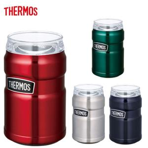 サーモス 保冷缶ホルダー350ml サーモスアウトドア真空断熱缶ホルダー ROD-002 THERMOS|ヒマラヤ PayPayモール店
