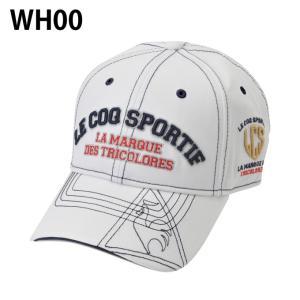 ルコック le coq sportif ゴルフ キャップ メンズ アーチロゴキャップ QGBNJC03 himaraya 03