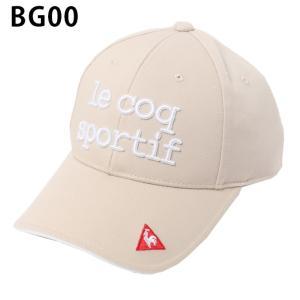 ルコック le coq sportif ゴルフ キャップ レディース ベーシックキャップ QGCNJC01|himaraya|02