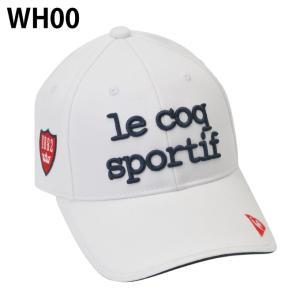 ルコック le coq sportif ゴルフ キャップ レディース ベーシックキャップ QGCNJC01|himaraya|03