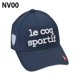 ルコック le coq sportif ゴルフ キャップ レディース ベーシックキャップ QGCNJC01|himaraya|04