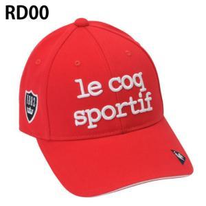 ルコック le coq sportif ゴルフ キャップ レディース ベーシックキャップ QGCNJC01|himaraya|05