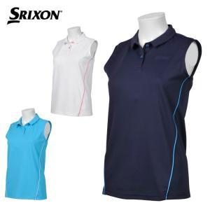 スリクソン SRIXON ゴルフウェア シャツセット レディース アームカバーセット ノースリーブシャツ RGWNJA12W|himaraya