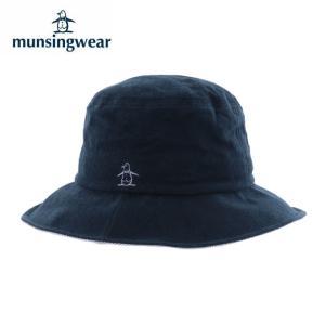 マンシング Munsingwear ゴルフ ハット レディース ボーダーハット MGCNJC70|himaraya