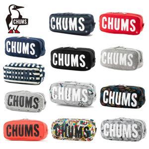 チャムス CHUMS ポーチ メンズ レディース ボートロゴポーチスウェット CH60-2712|himaraya