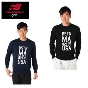 b6e827e664623 カラー:010、120 □サイズ:4、5、6 □素材. お気に入り. ニューバランス ゴルフウェア セーター メンズ ボックスアドレスプルオーバー  012-9170002 new balance