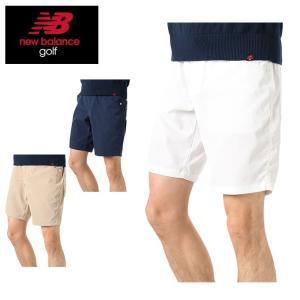 05c0b67884348 ニューバランス ゴルフウェア ショートパンツ メンズ ストレッチツイル 012-9132004 new balance