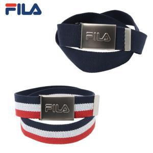 フィラ FILA ゴルフ ベルト レディース ロゴバックル 759-951|himaraya