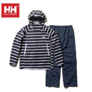 ヘリーハンセン HELLY HANSEN レインウェア上下セット メンズ スカンザヘリーレインスーツ HOE11700 N1|himaraya