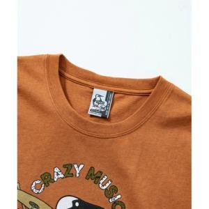 チャムス CHUMS Tシャツ 半袖 メンズ レディース ブービードラムスTシャツ Booby Drums T-Shirt CH01-1513 himaraya 04