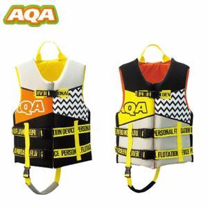 AQA ライフジャケット メンズ レディース スノーケリングジャケット KA-9023|himaraya