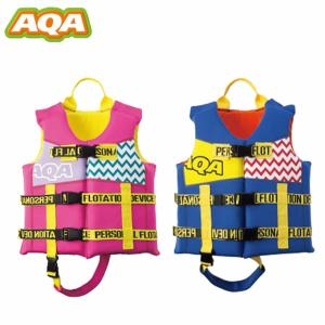 AQA ライフジャケット スノーケリングジャケットジュニア KA-9024|himaraya