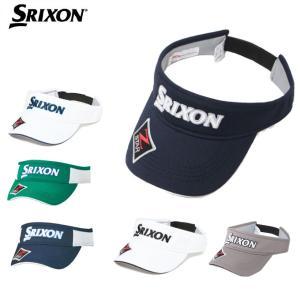 スリクソン SRIXON  ゴルフ サンバイザー メンズ プロモデル SMH9331X|himaraya